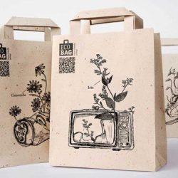 Изготовление бумажных пакетов в бишкеке