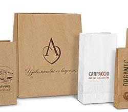 Пакеты бумажные в Бишкеке Кыргызстане
