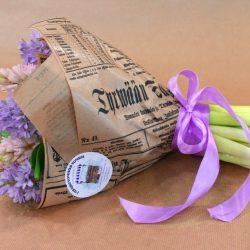 Упаковка для цветов и фастфуда в Бишкеке Кыргызстане